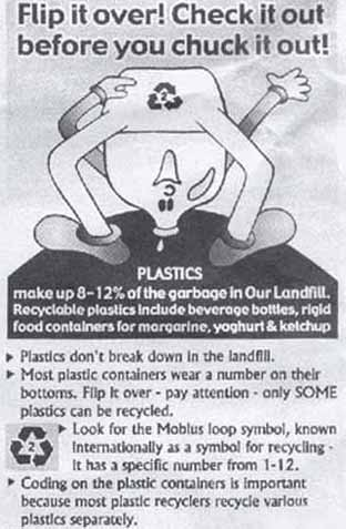 Remember to Recycle!